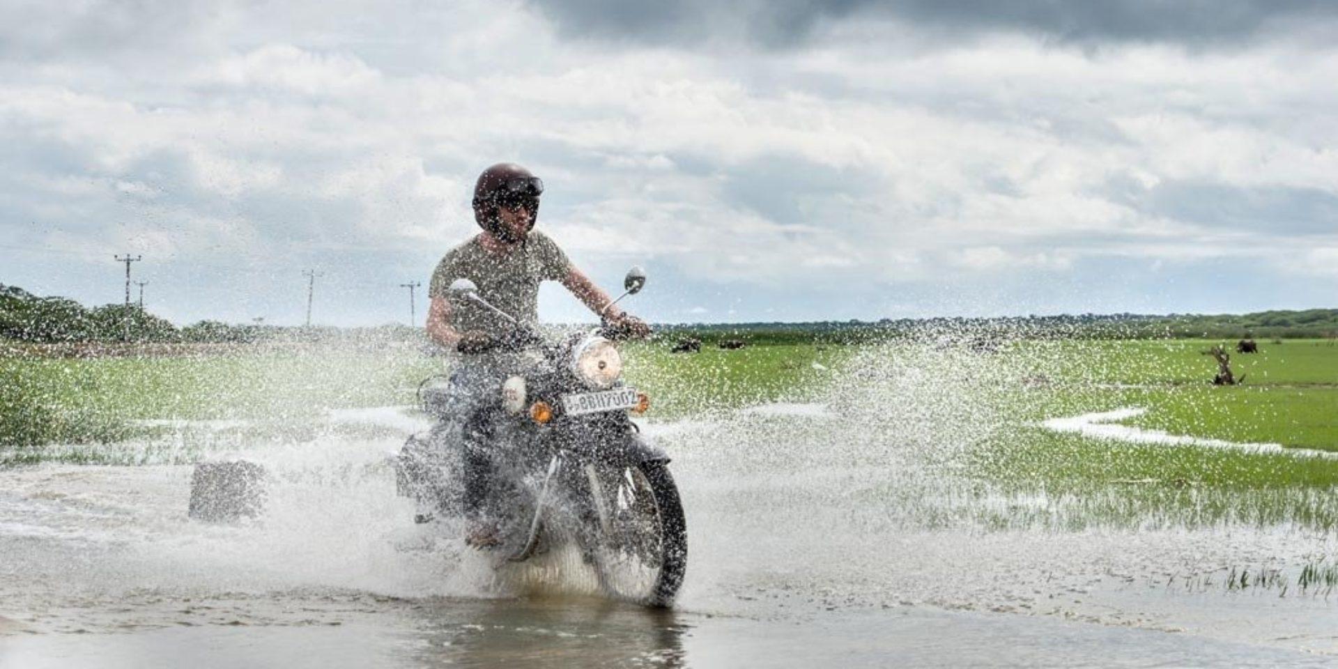Motorrad-Roadtrip Sri Lanka - Die Highlights von Sri Lanka