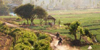 Motorradreise - Im hintersten Winkel des Königreichs Siam