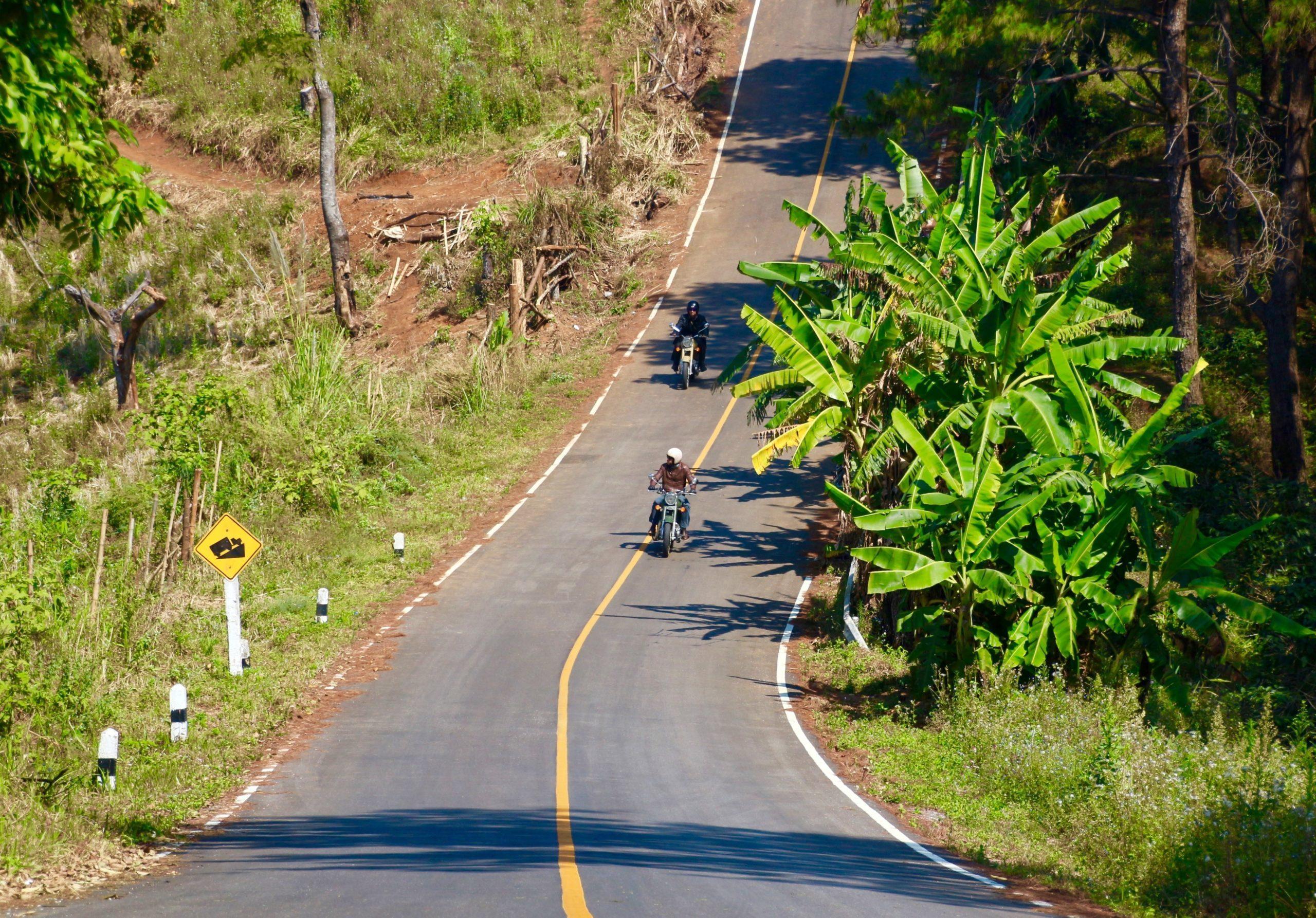 Motorrad-Roadtrip Thailand & Laos - Die Berge des Goldenen Dreiecks
