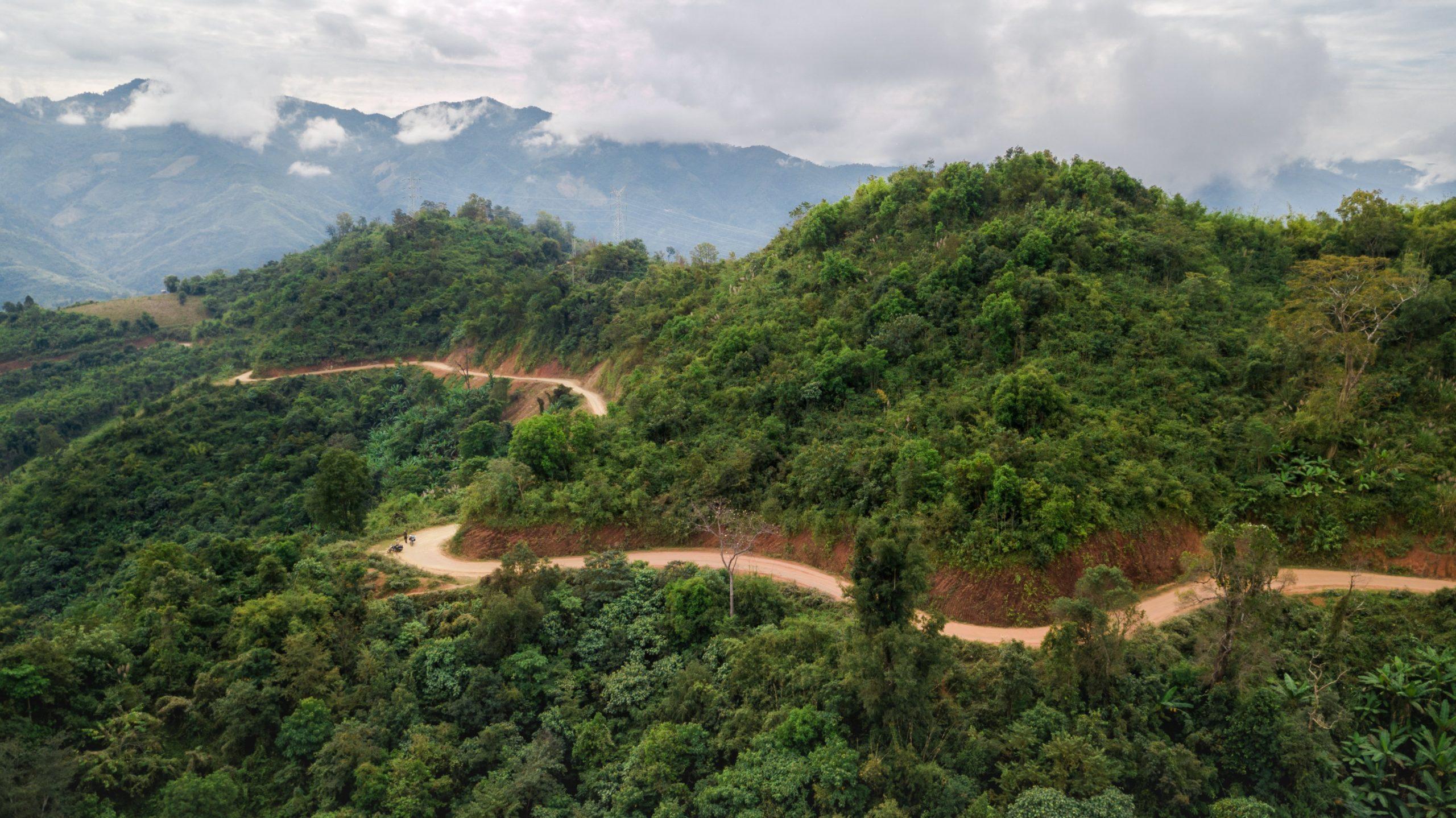 Motorrad-Roadtrip Thailand & Laos - Offroad in Thailand