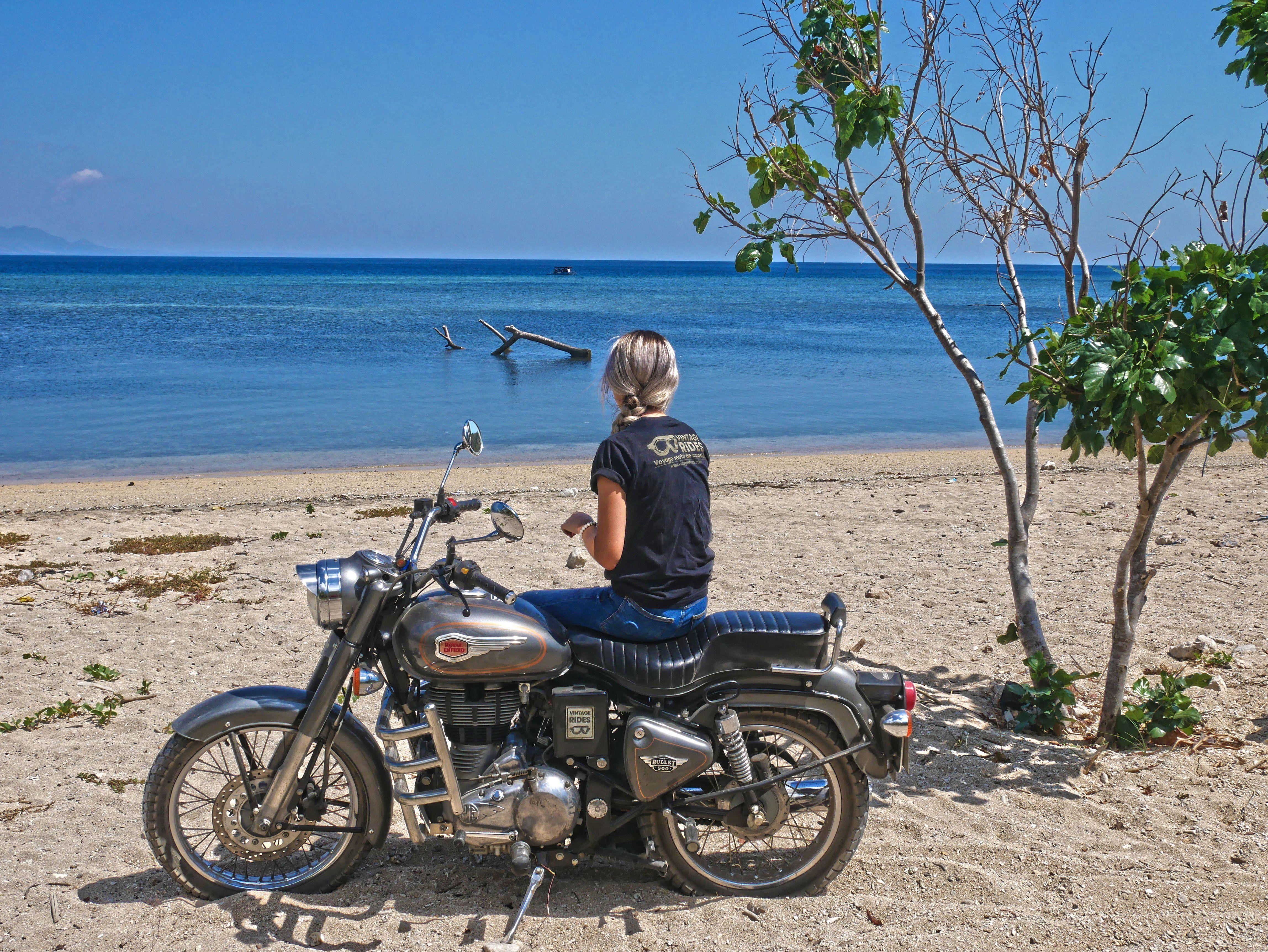 royal enfield motorradtour