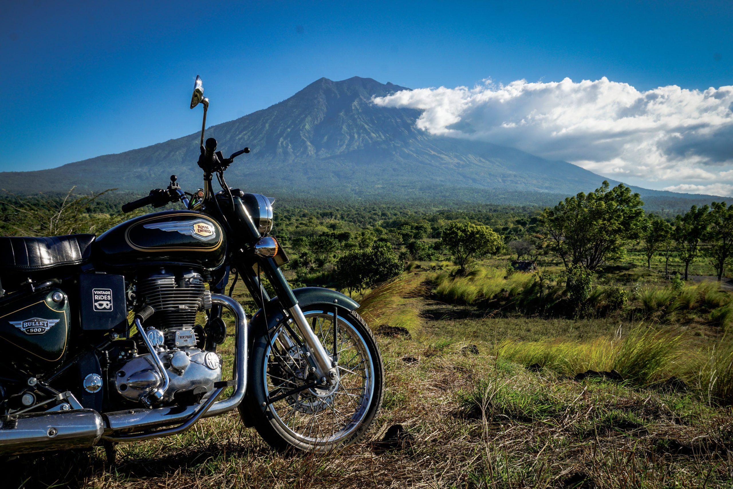 Motorrad-Roadtrip Indonesien - Von Bali nach Java entlang der Vulkanstraße