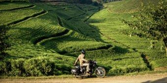 Motorradreise - Ruanda: Das Land der tausend Hügel