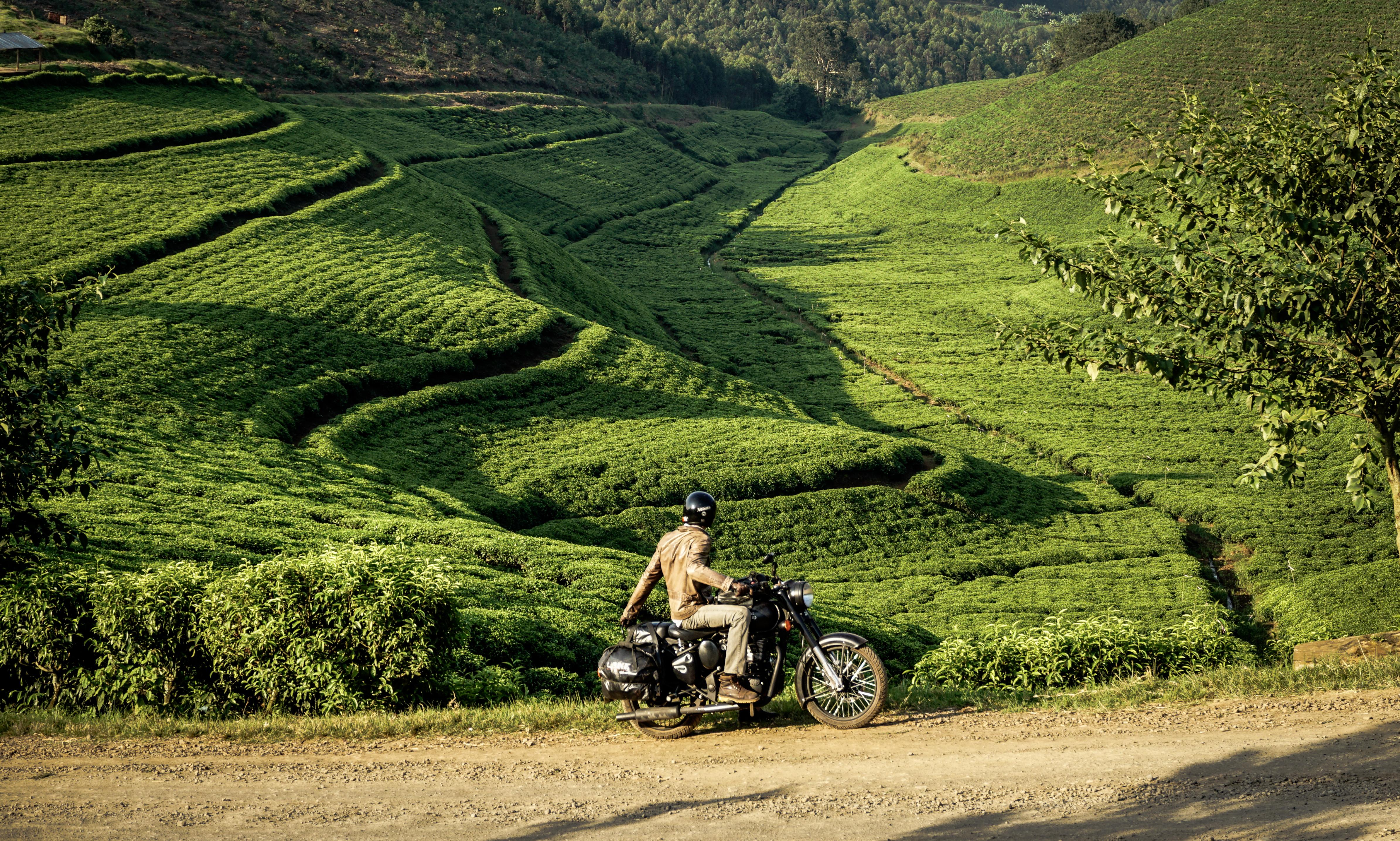 Motorrad-Roadtrip Ruanda - Ruanda: Das Land der tausend Hügel