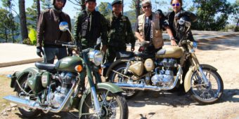 nos riders en thailande