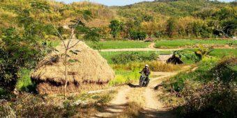 raid moto thailande