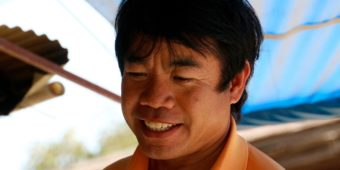 homme thailande