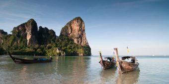 bateau thailande