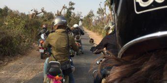 voyage moto femme thailande