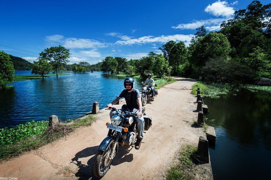 Motorradreise Sri Lanka