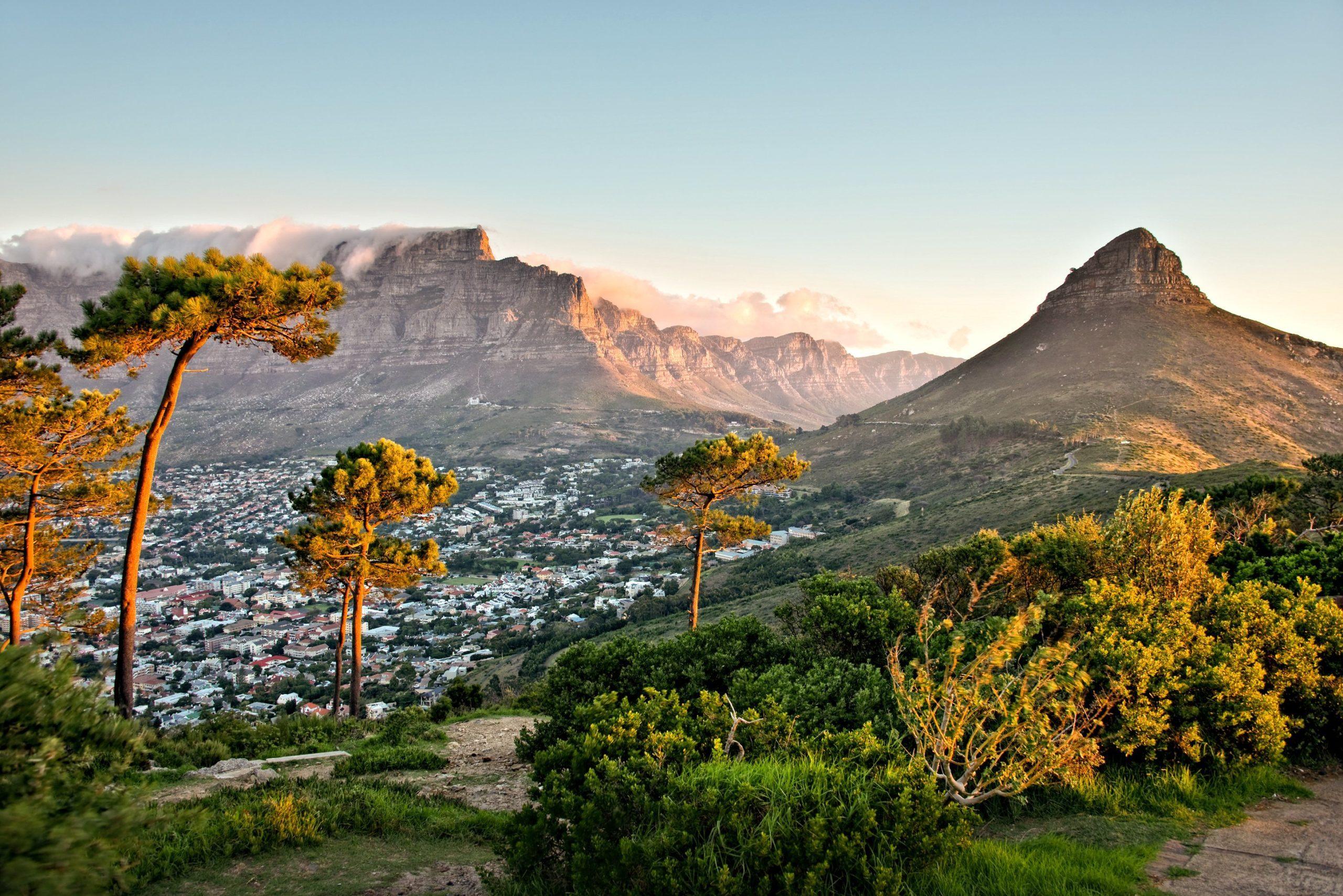 Motorradreise Südafrika