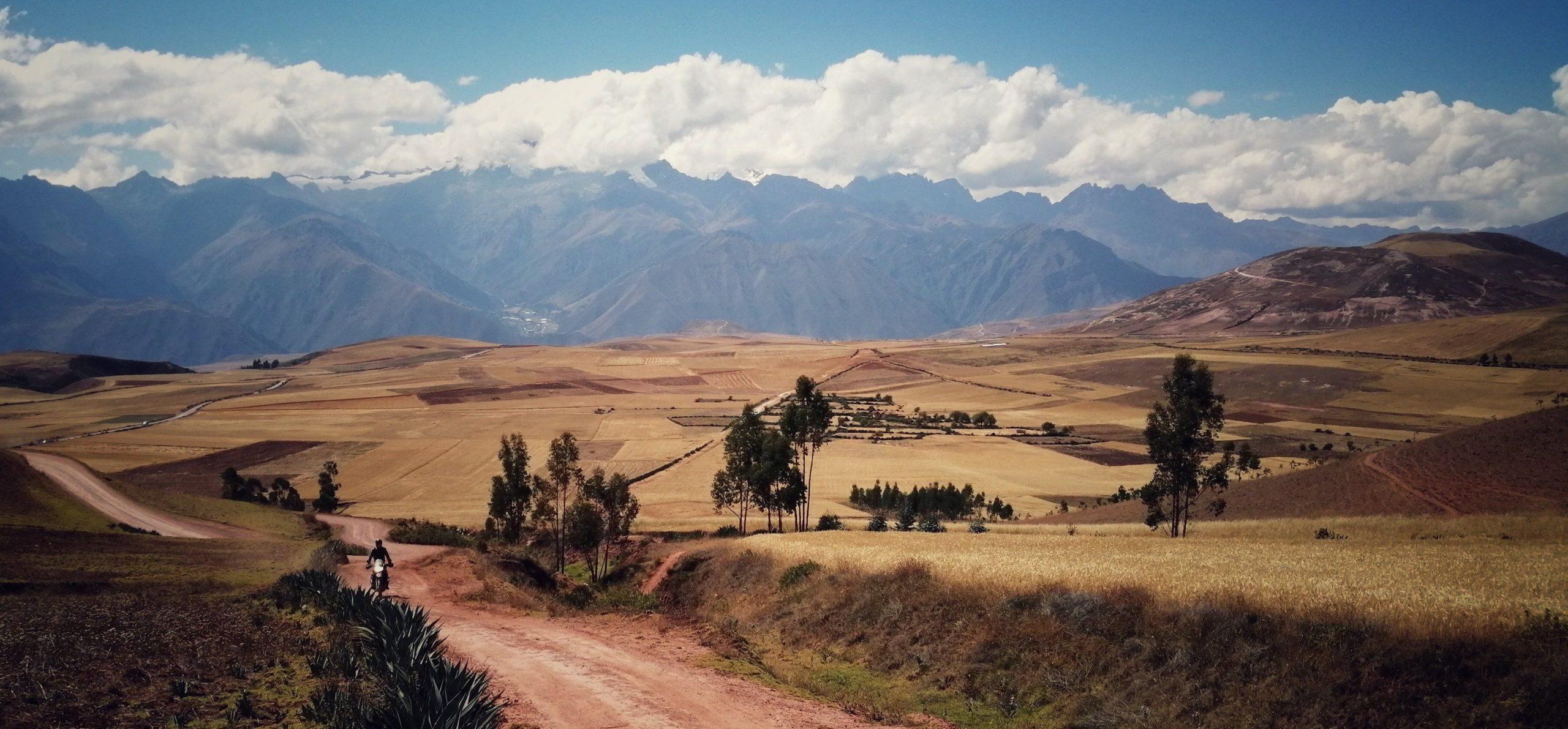 Motorradreise Peru