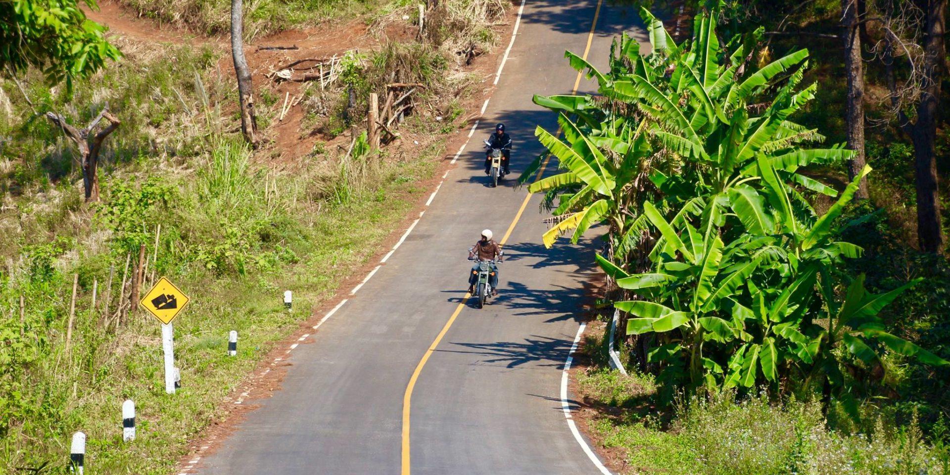 Motorradreise Thailand
